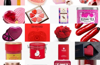 Saint-Valentin : le packaging de l'amour
