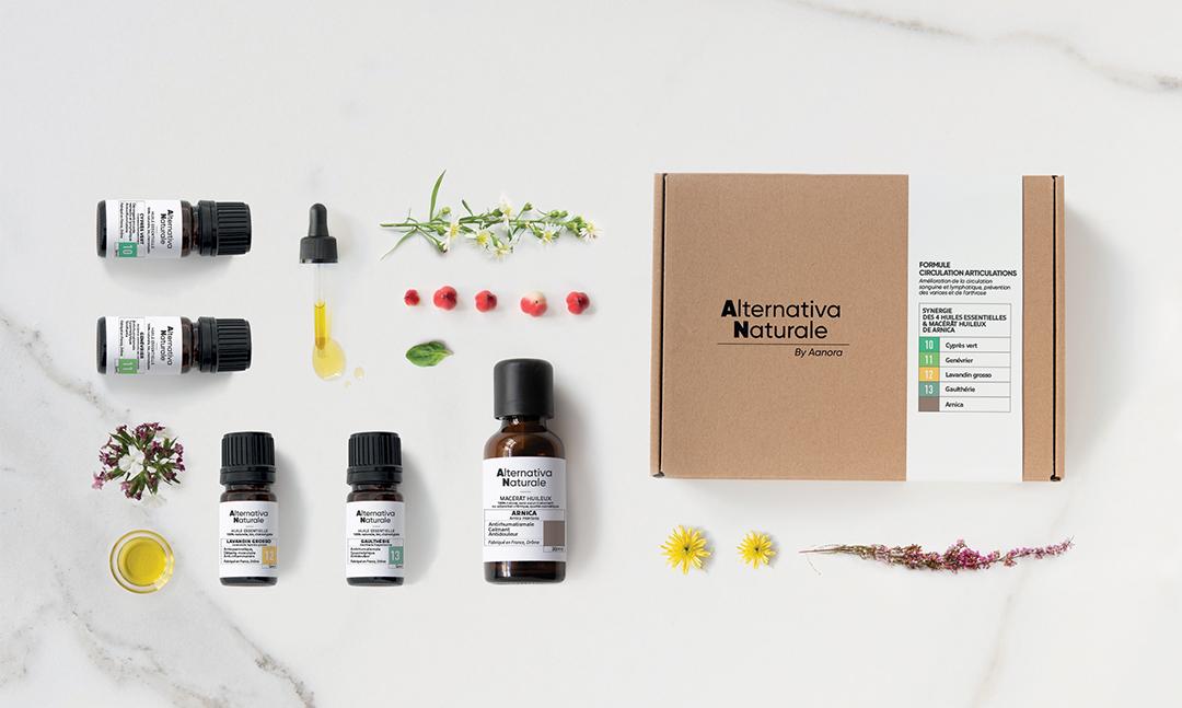 Alternativa Naturale : une nouvelle identité pour cette marque bio signée l'agence consumer design Inouï